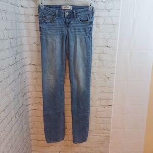 Hollister Women's Jeans Sz 3L 26x35 Low Rise